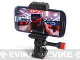 Velocity Clip Universal Smartphone Mount for iPhone / Android / Compact Cameras