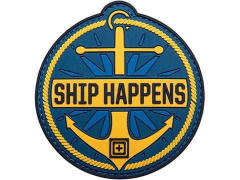 5.11 Tactical Ship Happens PVC Morale Patch