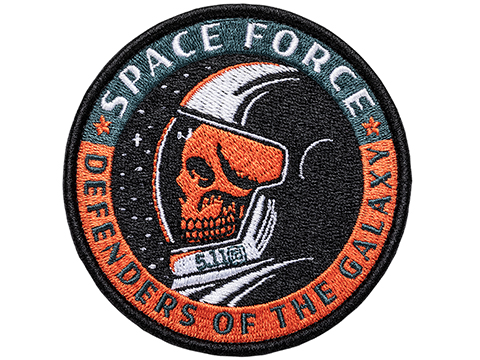 5.11 Tactical Space Force Hook & Loop Embroidered Morale Patch