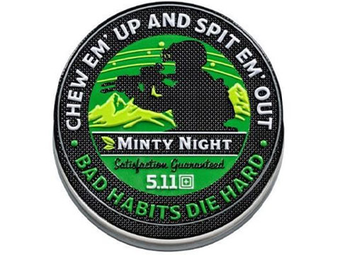 5.11 Tactical Chew 'Em Up Hook & Loop PVC Morale Patch