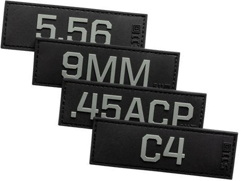 5.11 Tactical Master Series Hook & Loop PVC Morale Patch