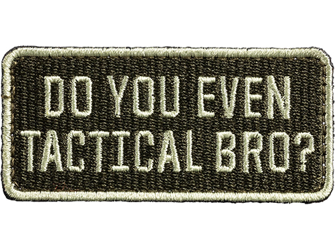 5.11 Tactical Tactical Bro Hook & Loop PVC Morale Patch