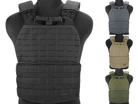 5.11 Tactical TacTec Plate Carrier (Color: Black)