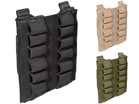 5.11 Tactical 12rd Shotgun Shell Pouch (Color: Black)