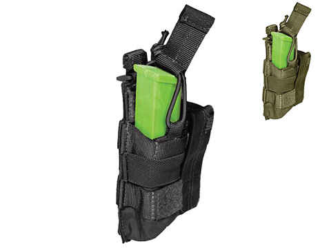 5.11 Tactical Double Pistol Bungee Cover Magazine Pouch