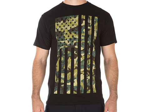 5.11 Tactical Camo Flag Tee