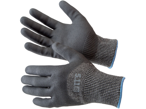 5.11 Tactical Tac-CR Cut Resistant Glove (Size: Black / Large)