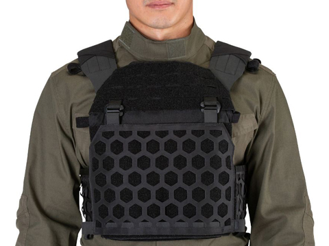 5.11 Tactical All Mission Plate Carrier (Color: Black / Small/Medium)
