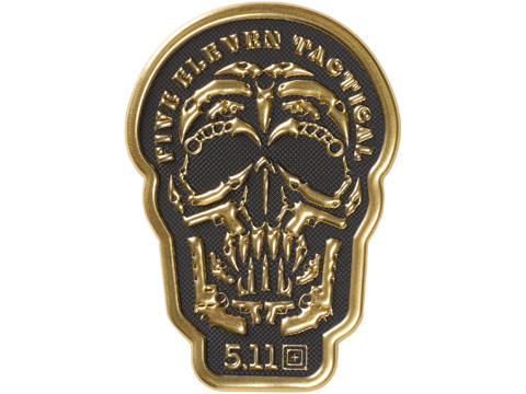 5.11 Tactical Dome Piece Embossed Silicone Morale Patch
