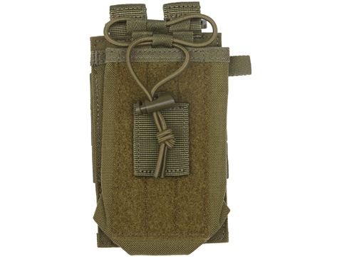 5.11 Tactical Radio Pouch (Color: OD Green)