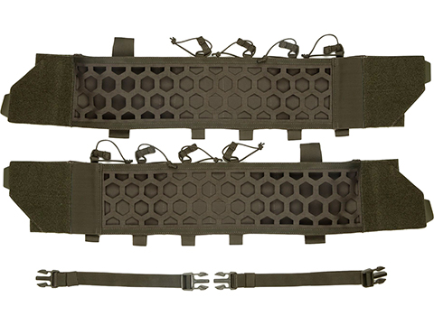 5.11 Tactical All Mission Plate Carrier Extender (Color: Ranger Green)