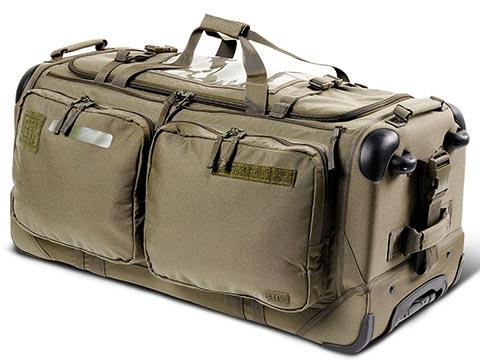 5.11 Tactical SOMS 3.0 120L Carry Bag (Color: Ranger Green)