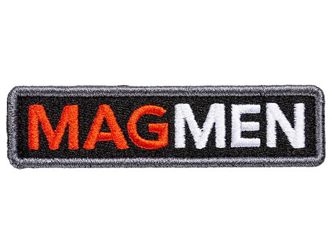 5.11 Tactical Mag Men Embroidered Morale Patch