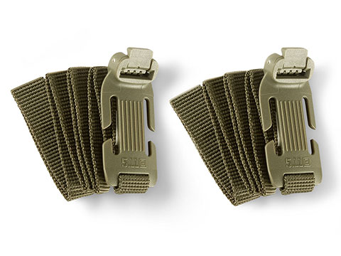 5.11 Tactical Sidewinder Straps (Size: Small / Ranger Green)