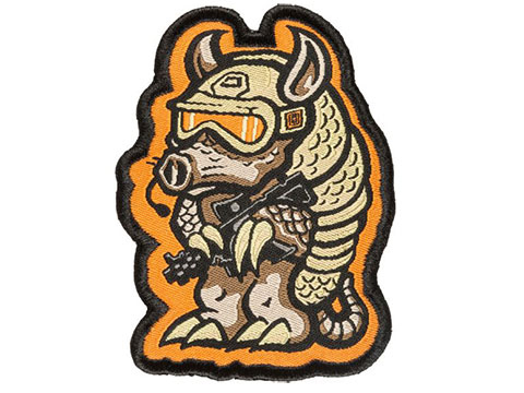 5.11 Tactical Dirt Devil Embroidered Morale Patch