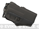 SAFARILAND Open Top Concealment QLS Holster with Detent - Glock 20 / 21 (Black)