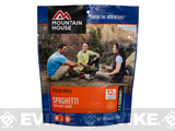 Mountain House Freeze Dried Camping Food (Menu: Spaghetti with Meat Sauce / Entree)