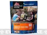 Mountain House Freeze Dried Entree- Chicken Fried Rice