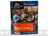 Mountain House Freeze Dried Camping Food (Menu: Chicken and Noodles / Entree)