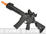 G&G FFR GC16 Airsoft AEG Rifle with 9 Handguard - Black