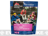 Mountain House Freeze Dried Camping Food (Menu: Apple Crisp / Dessert)