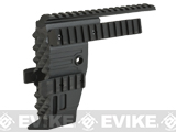 Matrix Swordfish Front End Conversion Kit for FN Herstal King Arms Marui Classic Army Airsoft P90 Series AEG