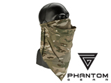 Black Owl Gear / Phantom Tactical High Speed Operator Mask (Color: Special Forces Camo)