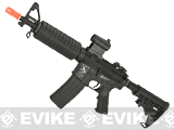 z King Arms Skull Frog Lipo Ready Limited Edition M4 Commando Airsoft AEG with 8mm Gearbox