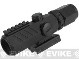 Aim Sports Recon 2-6 X 32 Variable Zoom Dual illuminated Reticle Scope