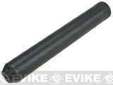 6mmProShop Power-up Mock Silencer w/ Inner Barrel Extension for KWA Kriss Vector Airsoft GBB SMG - Black
