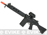 DSA Inc. SA-58 Standard Type FAL Airsoft AEG Rifle by ASG