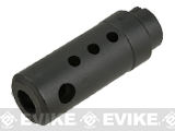 ARES Metal Flash Hider for VZ. 58 Airsoft AEG Rifles - 14mm Positive