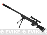 Hawk Arms PSG-24 Professional Series Airsoft Bolt Action Sniper Rifle