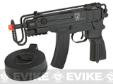 CSA Vz. 61 Scorpion Machine Pistol AEP  with Drum Magazine by Tolmar
