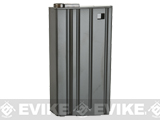 A&K Full Metal SR-25 Airsoft AEG Magazine (Color: Black / 110 Rounds)