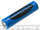 Matrix 3.7V 18650 Rechargeable Battery for Tactical Flashlights