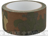 Element Airsoft Camo Tape / Wrap (2 x 393) - German Woodland