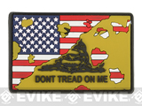 MoeGuns PVC Don't Tread on Me - USA