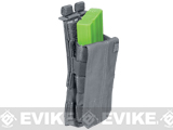 5.11 Tactical AR Bungee/Cover Single Magazine Pouch - Storm