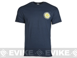 Alhambra Police Foundation T-Shirt - Navy (Large)