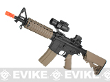 Colt Licensed M4 CQB-R SOPMOD Lipo Ready Airsoft AEG w/ Metal Gearbox- Dark Earth (Package: Gun Only)
