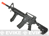 U.S. Army Licensed M4 RIS Carbine Metal Gearbox Airsoft AEG Rifle by SRC