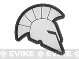 Griffon Industries Spartan Helmet PVC Patch