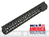 Matrix Arms 13.5 5.56 Lavi Keymod Free Float Hand Guard for AR15 / M4 / M16 Rifles - Black