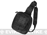 5.11 Tactical RUSH MOAB 6 Ambidextrous Sling Pack - Black