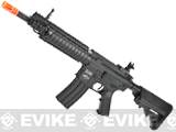 U.S. Army Licensed M4 CQB RIS Metal Gearbox Airsoft AEG Rifle by SRC