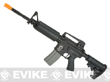Javelin M4A1 Electric Blowback Airsoft AEG Rifle with Metal Body