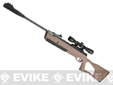 Umarex Torq .177 Cal Break Barrel Air Rifle - Dark Earth Brown