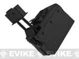 A&K 1500 Round Box Magazine for Airsoft M249 Series AEG (Color: Black)
