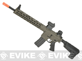 Krytac Full Metal Trident SPR Airsoft AEG Rifle - Dark Earth